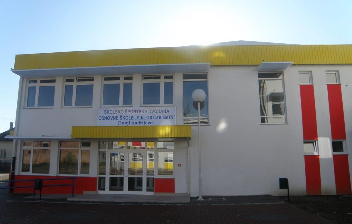 Skolsko sportska dvorana Donji Andrijevci