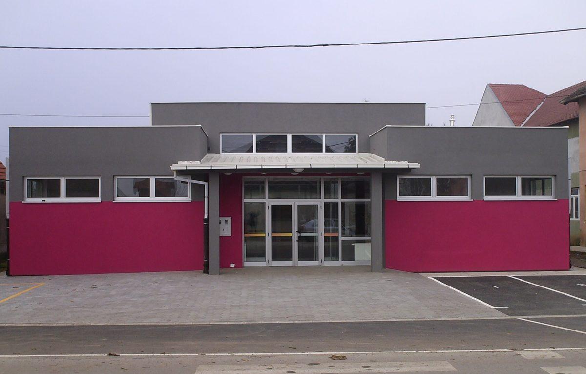 Podrucna skola Staro Topolje